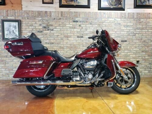 2017 Harley-Davidson Touring FLHTK - Ultra Limited Red for sale