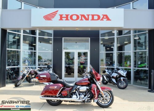 2017 Harley-Davidson Touring FLHTKL - Ultra Limited Low Red for sale