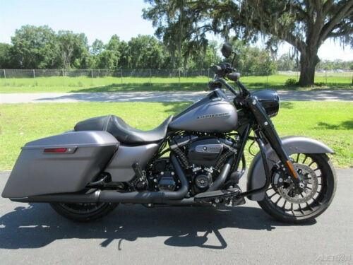 2017 Harley-Davidson Touring Road King® Special Silver for sale