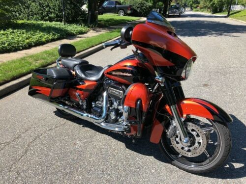 2017 Harley-Davidson Touring Sunburst Orange / Starfire Black craigslist