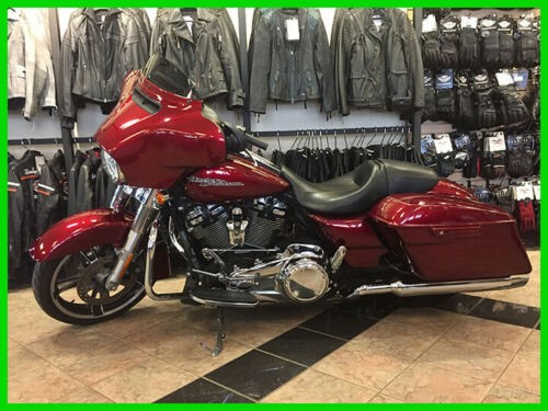 2017 Harley-Davidson Touring FLHX - STREET GLIDE® VELOCITY RED for sale craigslist