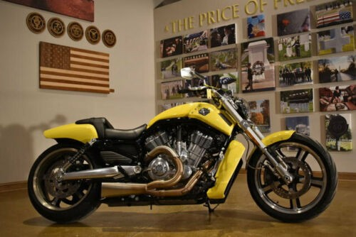 2017 Harley-Davidson V-ROD V-ROD MUSCLE ROD Yellow for sale