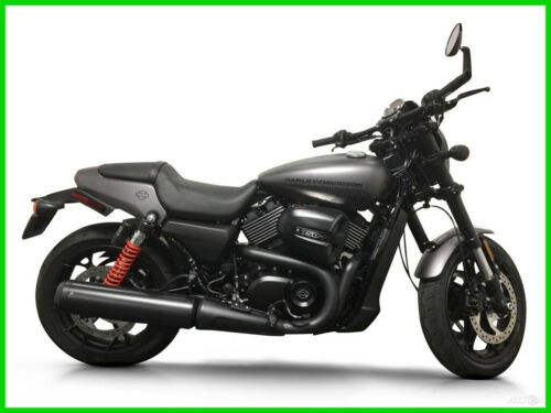 2017 Harley-Davidson XG750A STREET ROD CALL (877) 8-RUMBLE Black for sale craigslist
