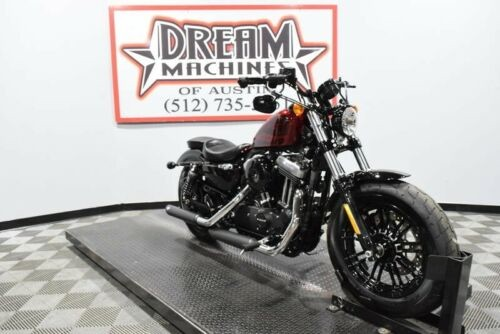2017 Harley-Davidson XL1200X - Sportster Forty-Eight -- Red for sale