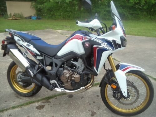 2017 Honda Africa Twin DCT for sale craigslist