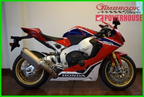 2017 Honda CBR 1000RR SP HRC TRI-COLOR for sale