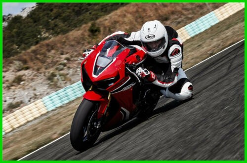 2017 Honda CBR1000RR Black for sale