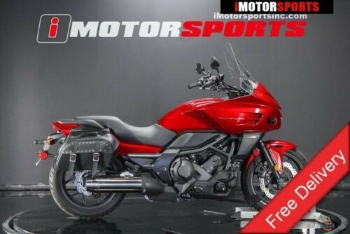 2017 Honda CTX700 DCT -- Red for sale