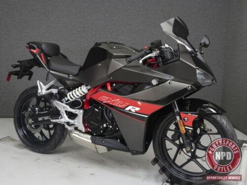 2017 Hyosung GD 250R BLACK/RED for sale
