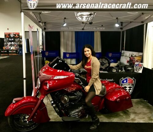 2017 Indian Chieftain dark Horse Red craigslist