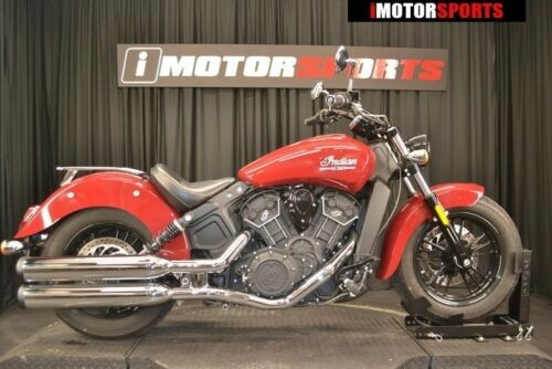 2017 Indian Scout Sixty ABS Indian Motorcycle­ Red -- Red craigslist
