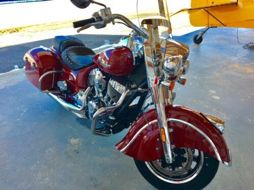 2017 Indian Springfield Red craigslist
