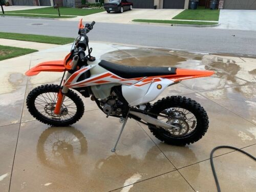 2017 KTM 350 XC-F White for sale craigslist