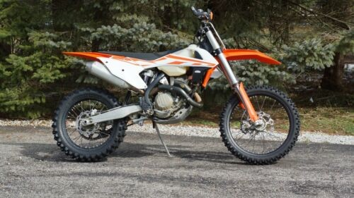 2017 KTM 350 XCF Orange for sale