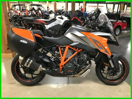 2017 KTM Super Duke 1290 GT Orange for sale craigslist