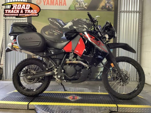 2017 Kawasaki KLR™650 -- Black for sale craigslist