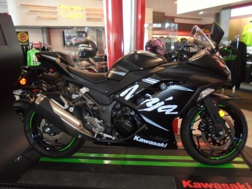 2017 Kawasaki Ninja 300 ABS KRT WINTER -- Black for sale craigslist