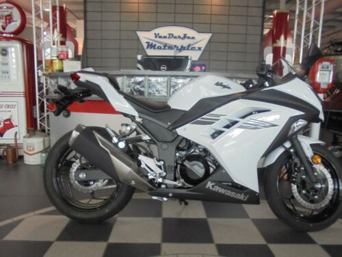 2017 Kawasaki Ninja -- White for sale craigslist