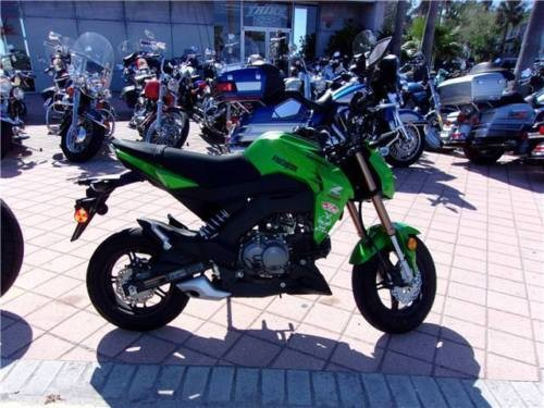 2017 Kawasaki Other -- Green craigslist