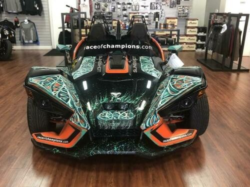 2017 Polaris Slingshot SLR Orange Madness for sale craigslist