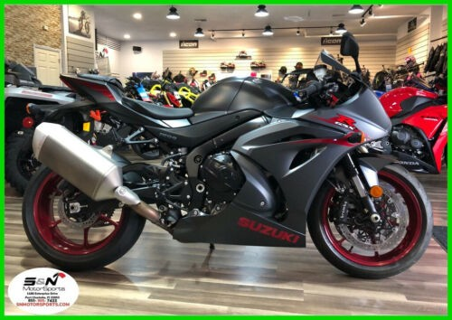 2017 Suzuki GSX-R 1000 ABS Black/Red for sale