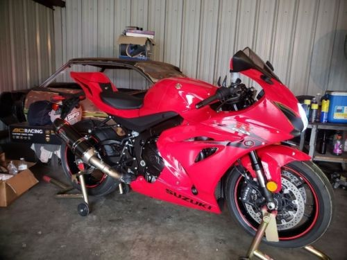 2017 Suzuki GSX-R GSXR1000 ABS Red for sale craigslist