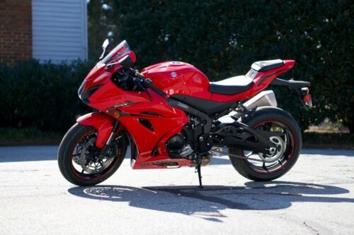 2017 Suzuki GSX-R Red for sale craigslist