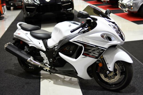 2017 Suzuki Hayabusa White for sale