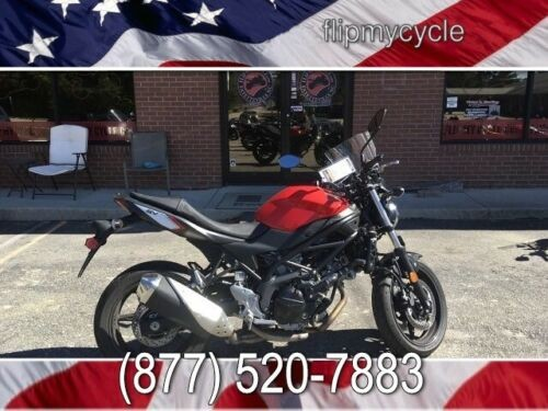 2017 Suzuki SV650-AL7 -- -- for sale