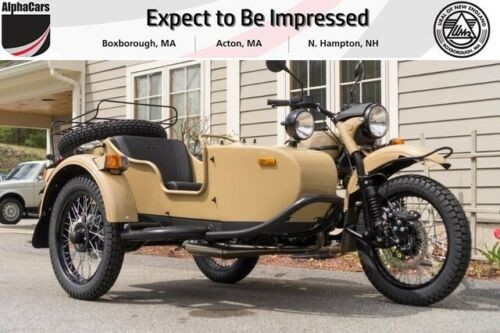 2017 Ural Gear Up 2WD Sahara Custom Sahara for sale