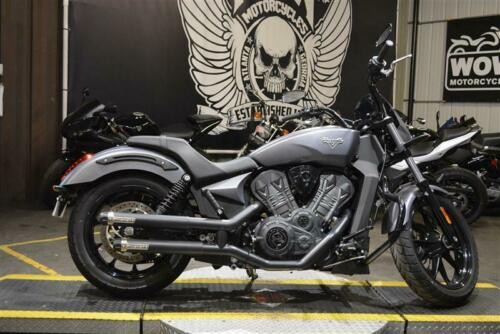 2017 Victory Octane Gray for sale craigslist