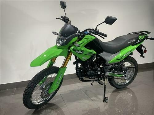 2018 BASHAN 250 KLR ENDURO BLUE EAGLE -- Green for sale craigslist