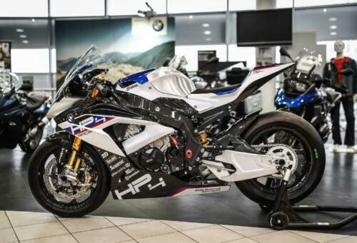 2018 BMW BMW Motorrad S1000RR HP4 White blue red for sale
