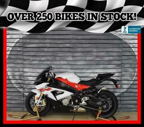 2018 BMW S1000RR ABS Red for sale craigslist