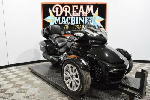 2018 Can-Am Spyder F3 Limited Chrome SE6 -- Black craigslist