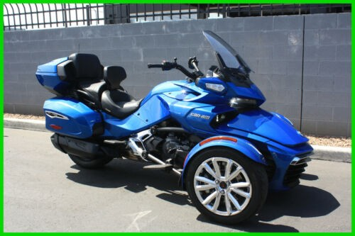2018 Can-Am Spyder F3 Limited Blue for sale craigslist