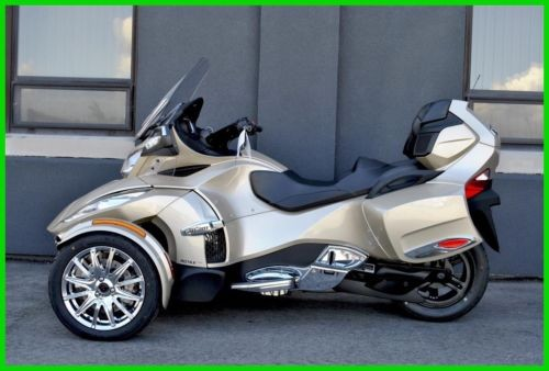 2018 Can-Am Spyder RT Limited - Chrome Pkg LIMITED 13 CHAMPAGNE for sale