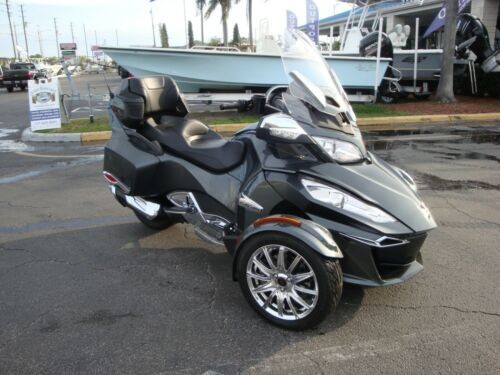 2018 Can-Am Spyder RT Limited Gray for sale
