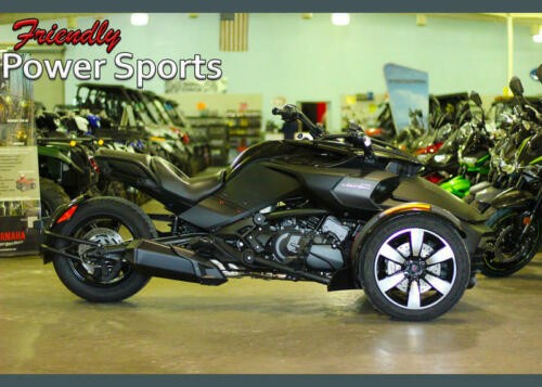 2018 Can-Am Spyder® F3-S 6-speed semi-automatic with reverse (SE6) craigslist