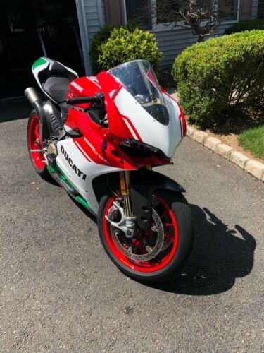 2018 Ducati Superbike Red for sale