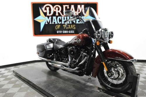 2018 Harley-Davidson FLHC - Softail Heritage Classic -- Twisted Cherry for sale