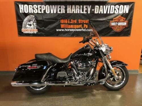 2018 Harley-Davidson FLHR - Road King® -- Black for sale craigslist