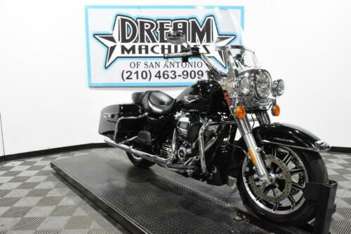 2018 Harley-Davidson FLHR - Road King -- Black for sale craigslist