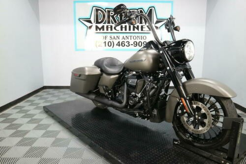 2018 Harley-Davidson FLHRXS - Road King Special -- Gray for sale