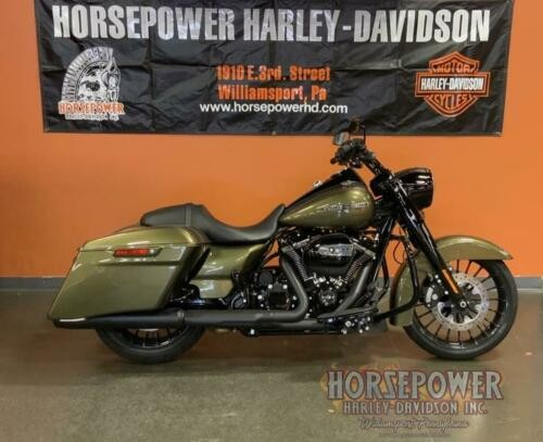 2018 Harley-Davidson FLHRXS - Road King® Special -- Gold for sale craigslist