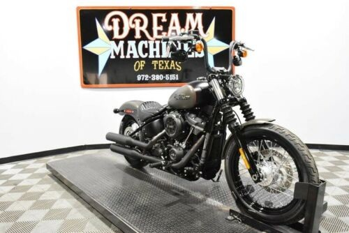 2018 Harley-Davidson FXBB - Softail Street Bob -- Gray for sale