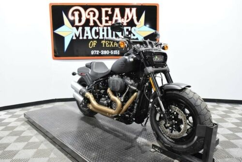 2018 Harley-Davidson FXFBS - Softail Fat Bob 114 -- Black for sale