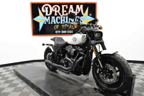 2018 Harley-Davidson FXFBS - Softail Fat Bob 114 -- Bonneville Salt Denim craigslist