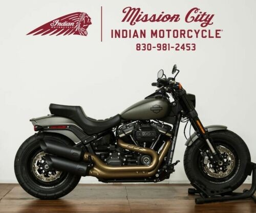 2018 Harley-Davidson FXFBS - Softail® Fat Bob® 114 -- Gray for sale
