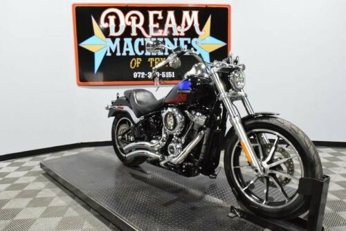 2018 Harley-Davidson FXLR - Softail Low Rider -- Black for sale